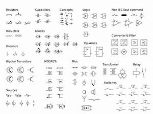 Din Electrical Schematic Symbols