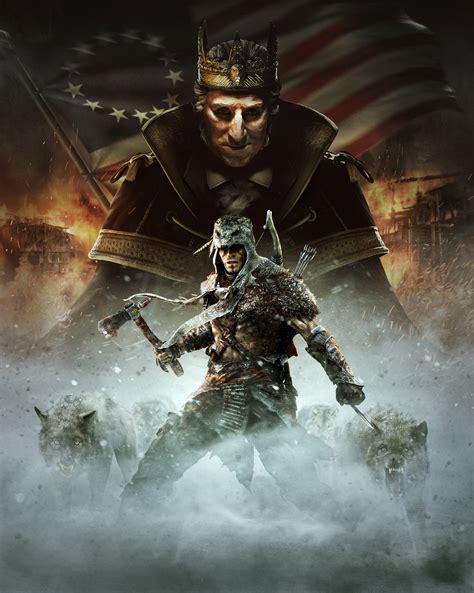 Nerd Reactor Assassins Creed Iii The Tyranny Of King