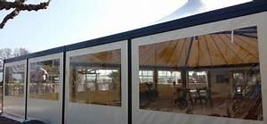 Bache Transparente Pour Terrasse : b ches de fermeture pour terrasses toiles b ches soudure ~ Dailycaller-alerts.com Idées de Décoration