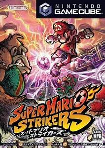 Super Mario Strikers Box Shot For Gamecube Gamefaqs