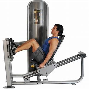 Leg Press Machine Calf Raises images
