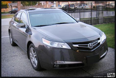 2010 Acura Tl Grille by Ronjon Grille Owners A Question Acurazine Acura