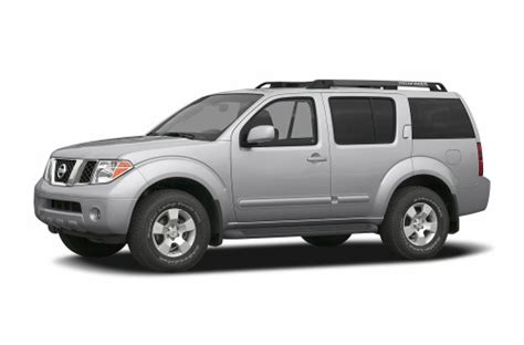 2006 Nissan Pathfinder Overview | Cars.com