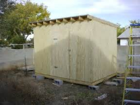 nane this is plans to build outdoor shed