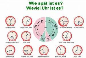 Wie Spät Ist Es In Texas : impariamo il tedesco lernen wir deutsch ~ Frokenaadalensverden.com Haus und Dekorationen