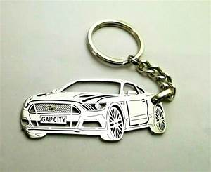 Ford mustang keychain by your picture, custom gift, personalised keyring | eBay