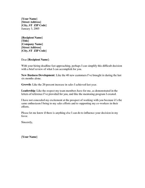 cover letter resume examples example of a sales cover letter