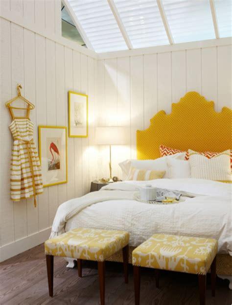 yellow bedroom design ideas 46 yellow headboard bedroom interior design ideas
