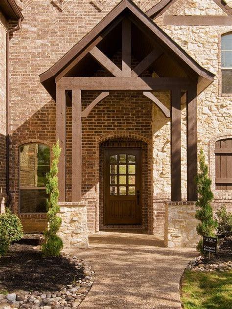 exterior stone  brick houses design pictures remodel decor  ideas page  brick