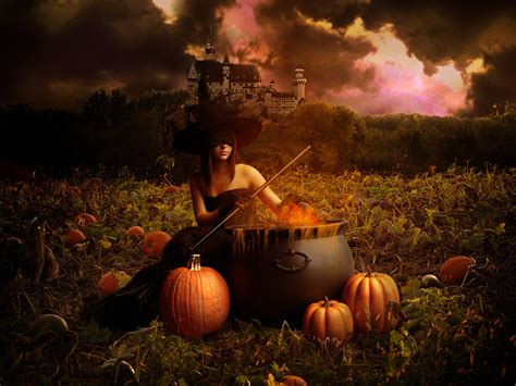 free pictures of witches free halloween 2013 backgrounds wallpapers