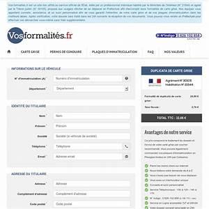 Perdu Carte Grise : duplicata de carte grise en ligne carte grise perdue ou vol e pearltrees ~ Maxctalentgroup.com Avis de Voitures