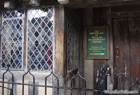 stratford  avon shakespeares birthplace uk triptour