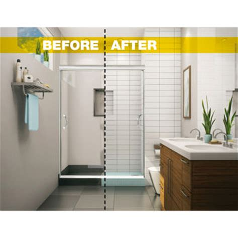 Tile Redi Niche Maax by Maax Tile Redi 60 In Shower With Tile Redi Base Kit And