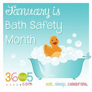 Bath Safety Month 2019 January 2019