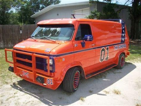 Dukes of Hazzard A Team Van!?!   Gentlemint