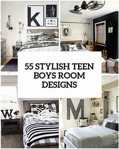 55 modern and stylish teen boys39 room designs room ideas With cool and stylish room boys