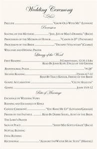 catholic mass wedding ceremony catholic wedding traditions With sample wedding ceremony program