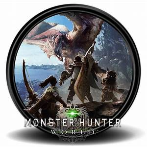 Monster Hunter World Icon 1 By Malfacio On DeviantArt