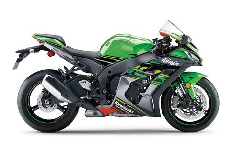 Zx10r Kawasaki by 2019 Kawasaki Zx 10r Debuts With 200hp Engine