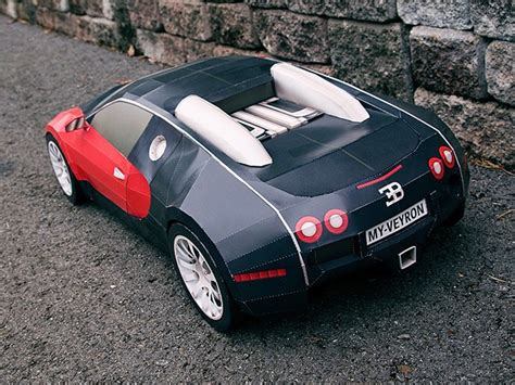 Who Makes Bugatti Veyron by Mazdaspeed Forums How To Make A Paper