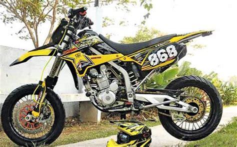 Klx 250 Modifikasi Motocross by Klx Modif Trail Klx Modif Supermoto Tips Dan Trik