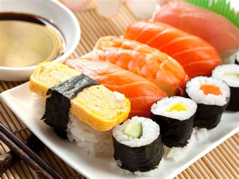 the history of cuisine history of sushi the history kitchen pbs food