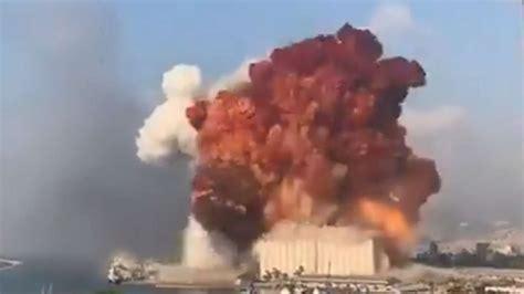 Beirut Blast: How does yield of 2,750 tonnes of ammonium ...