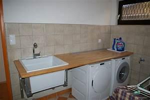 Arbeitsplatte Mit Integriertem Waschbecken : fotos ~ Michelbontemps.com Haus und Dekorationen