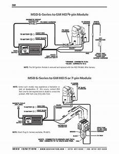 Mallory Distributor To Msd Wiring Diagram Picture