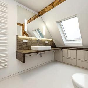 kleines schmales bad unter dachschräge badezimmer ideen schr 228 ge
