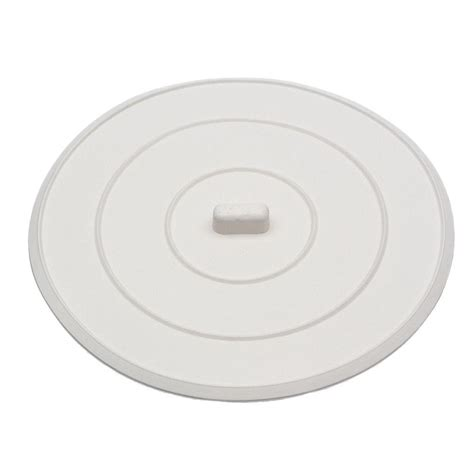 kitchen sink drain stopper danco 5 in flat suction sink stopper 89042 the home depot 5752
