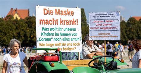 Die weitaus meisten, nämlich 61 prozent, wollen im september unbekannte splitterparteien wählen, darunter die erst im juli 2020 gegründete. Querdenker melden sich zurück - Demos in Dortmund ...