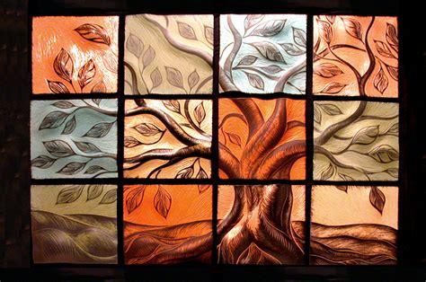 tree of ceramic wall tiles natalie studios