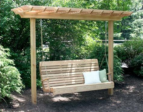 pergola bench   fifthroom living