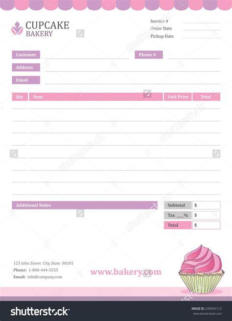 cake invoice template yahoo canada image search