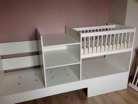 siège auto bébé groupe 2 3 photos lit bébé 4 en 1 evolunid avec plan à langer