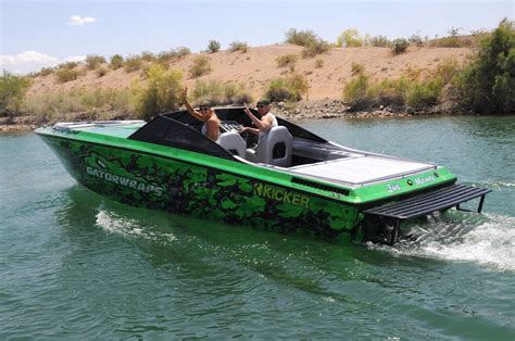 Boat Graphics Paint by Boat Wraps Boat Graphics Decals Gatorwraps