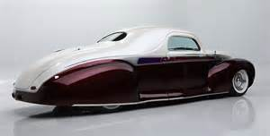 1941 Lincoln Zephyr Powered By Dodge Viper V10 Engine Is A