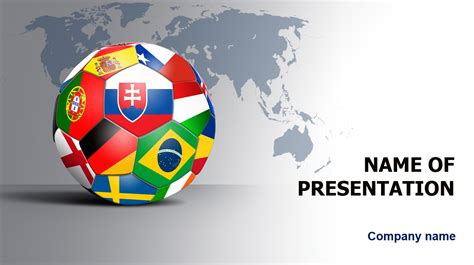 Download Game World Template by Download Free World Soccer Powerpoint Template For