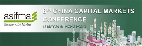 ASIFMA 8th China Capital Markets Conference | ASIFMA