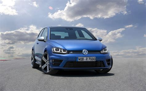 Volkswagen Golf R Wallpaper by Volkswagen Golf R Wallpapers Wallpaper Cave