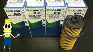 Premium Oil Filter For Chrysler Town  U0026 Country W   3 6l