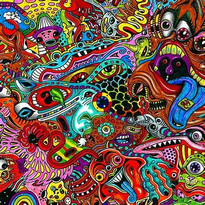 Psychedelic Playlist Radio Songs Spotify Artistic 1200