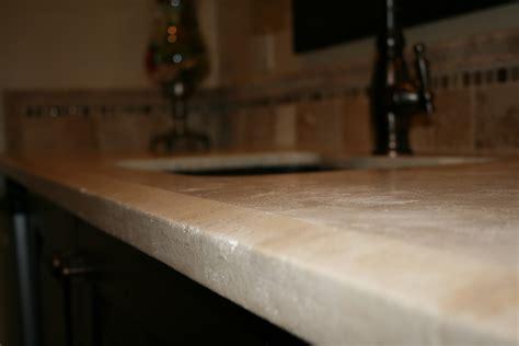 the granite gurus durango travertine bar