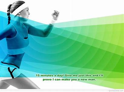 Fitness Background Health Desktop Wallpapers Quotes Ejercicio