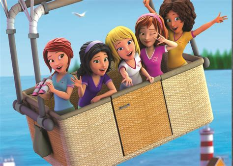 Lego Friends Always Together Dvd Review