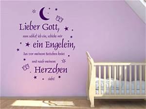Wandtattoo Für Babyzimmer : engel wandtattoos schutzengel im kinderzimmer wandtattoo de ~ Markanthonyermac.com Haus und Dekorationen