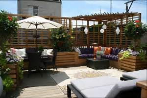 Sunday Decor Outdoor Terrace Inspiration Hassle Free Deck Decorating Ideas For Home Curb Appeal