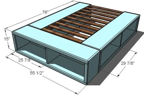 blog woods woodworking plans queen size bed