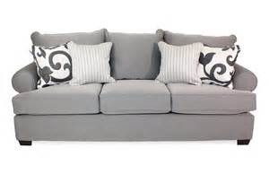 Mor Furniture For Less Sofas by Alison Sofa Casual Clic Linen Sofa Alison Rc Willey